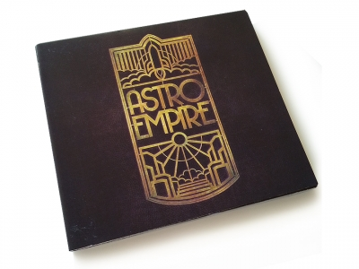 Astro Empire EP Cover