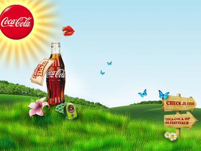 Coca-Cola Emergency Refreshment