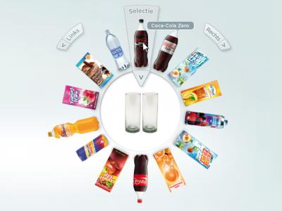 Coca-Cola Calorie Compass