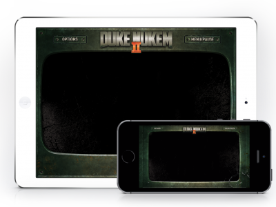Duke Nukem II iOS