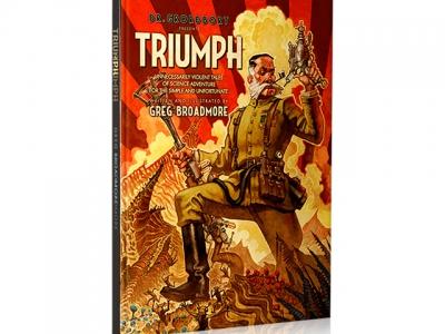 Dr. Grordbort's Triumph!