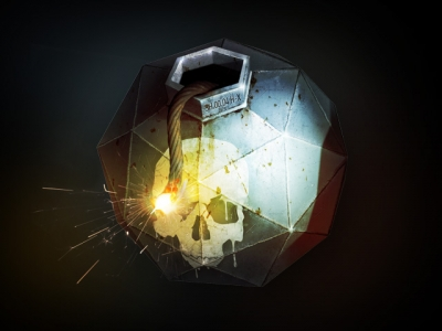 Bombshell + 3D Realms Logos
